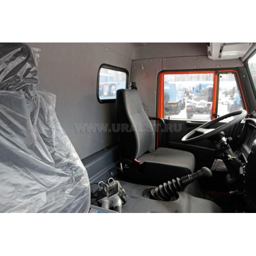 Автотопливозаправщик АТЗ-11Б на шасси Камаз 43118-46 УСТ-54537